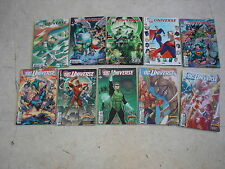 DC UNIVERSE n°41 à 50- Lot de 10 COMICS