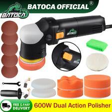 BATOCA Mini Dual Action Poliermaschine Auto Poliergerät Schleifmaschine 12mm Pad