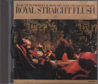 Kenji Sawada Royal Straight Flush 2 Selections From Julie Best Hit Songs CD