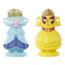 New Go! Princess Precure makeover HENSHIN dress up key set