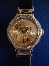 WALDON ANTIQUE VINTAGE GOLD P LADIES WATCH NOT RUNNING GREAT COSMETIC CONDITION!