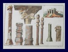 Persien Iran Persepolis Säule Kapitell Darius Xerxes Artaxerxes Schiraz Marvdast