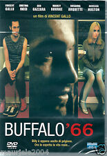 Buffalo '66 (1998) DVD NUOVO SIGILLATO Christina Ricci Mickey Rourke Ben Gazzara