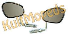 pièce Rétroviseur convenable F SIMSON AWO SR1 SR2 E KR50 CHROME MZ TS Es 125 150
