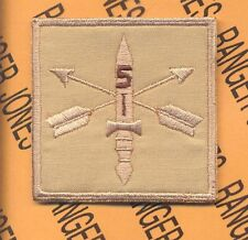 1st Plt 716th MP 101 Airborne HCI Helmet patch A