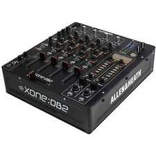 Allen & Heath 4-Channel Digital DJ Mixer with Effects and MIDI - XONE:DB2