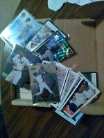 Upper Deck/fleet Baseball Cards Derek Jeter Alex Rodriguez Sammy Sosa LOT