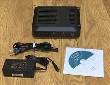 Cisco DPC3825 10 Mbps 4-Port Gigabit Wireless N Router