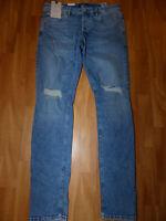 Neue JACK & JONES GLENN Original JJ166 Gr W33/L34 Slim Fit Herren Jeans Hose
