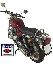 Klassischer Gepäckträger für Honda CB1100 CB 1100 mit Speichenrädern + 4 in 2