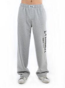Everlast Track Pants Joggers Trousers Gym Sport Casual Sweat Slim Trackies SZ S