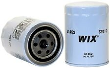 Oil Filter: Wix 51452 - Full Flow Lube Spin On - Heavy Duty - Brand New - SAVE!!