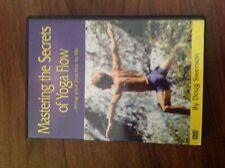Mastering the Secrets of Yoga Flow - Doug Swenson (DVD 2004)