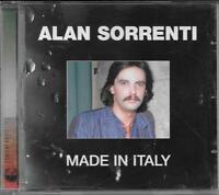 "ALAN SORRENTI - RARO CD FUORI CATALOGO "" MADE IN ITALY """