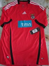 BNWT ADIDAS SL BENFICA 2008-09 Home Football Soccer Jersey Shirt Mens L - SALE!!