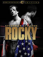 Rocky (Blu-ray Disc, 2015, 40th Anniversary Edition)