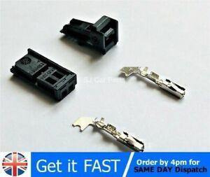 2 PIN Male Female Electrical Connector Plug For VAG VW Audi Seat Skoda 4B0971832