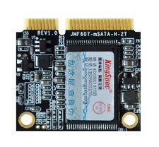 128GB KingSpec Half-size mSATA SSD Solid State Disk MLC for Tablet PCs