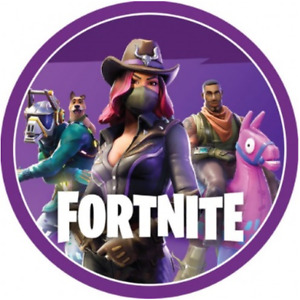 Gamer fortnite birthday stickers thank you stickers party bag stickers thanks