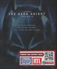 Batman The Dark Knight Trilogy,Limited Digipack Steelbook 5 Blu Ray Box, NEU&OVP
