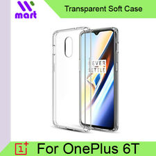 TPU Transparent Soft Case for OnePlus 6T
