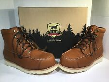 Irish Setter By Red Wing Shoes Mens Size 11 Wingshooter ST EH Work Boots ZC-106