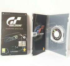 Gioco PSP Gran Turismo Edizione Speciale Sony PlayStation PAL ITA Collezion Auto