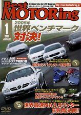 [DVD] Best MOTORing 1/2005 Mercedes Benz SLK 350 Porsche Boxter S Audi TT Japan