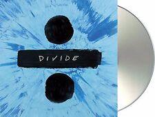 """Ed Sheeran """"÷"""" (divide) CD NEUes Album 2017"""