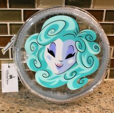 Nwt Disney Parks Haunted Mansion Madame Leota Cosmetic Bag Case - Clear