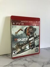 Skate 3 (Sony PlayStation 3, 2010) Complete W/ Manual