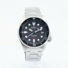 Seiko SBCM023 8F35-00A0 Diver Scuba 200M Quartz Mens Watch JAPAN