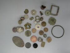 Collection Of UK Metal Detecting Finds 4