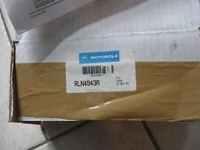 "Oem New Motorola Mount Universal Radio Holder w/ Goosnek 15"" Bracket Rln4943-A"
