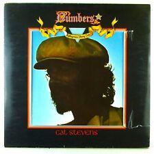 "12"" LP - Cat Stevens - Numbers - D1037 - Booklett - cleaned"