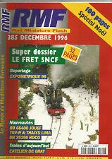 RMF N° 385 FRET SNCF / EXPOMETRIQUE 96 / BB 66400 JOUEF / TGV-R & THALYS LIMA