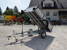 Kipper Heckkipper Rückwärtskipper 1300kg gebremst 2,5x1,25m NEU Pkw Anhänger