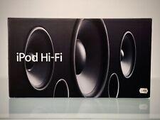 Apple iPod iPhone Dock Hi-Fi A1121 NEU NEW SEALED COLLECTORS RAR!