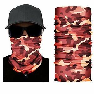 Face Mask Shield Protective Neck Warmer Multi Use All Purpose Snowboard Ski