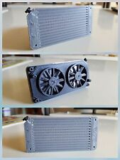 1/10 Scale RC radiator fan set for U4 Axial wraith scx10 rock crawler buggy yeti
