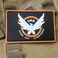 The Division SHD TACTICAL SPEC MORALE TACTICAL ISAF 3D PVC PTACH