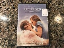 The Notebook New Sealed DVD! 2004 South Carolina Drama! Premam The Vow If I Stay