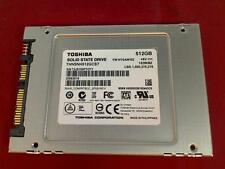 512 GB SSD SOLID STATE DRIVE THNSNH512GCST 205E3015 Toshiba Portege R700-19H