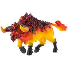 Schleich Eldrador Creatures Fire Bull Figure 42493