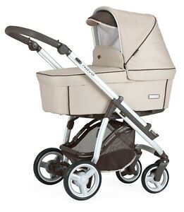Bebecar Brand new  Complete Travel System with seat unit + raincover - BEIGE