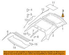 VOLVO OEM 06-13 C70 Retractable Top-Headliner Clip 1385392