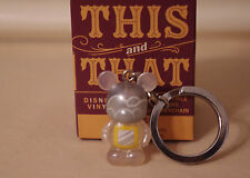 """Disney Vinylmation Jr 1 1/2"""" This and That Series 5 Smoke and Mirrors Keychain"""