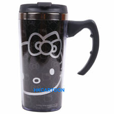 Us Version Hello Ktitty With Handle 450Ml Bpa Free Stainless Steel Mug 069876