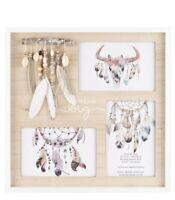 Tribal 6x4 Aperture Collage Dream Catcher Multi Picture Frame Wall Art Bohemian