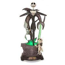 NIB Disney The Nightmare Before Christmas 20th Jack Skellington Big Figure